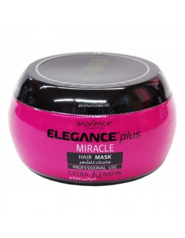 ELEGANCE PLUS MIRACLE MASK 500ML