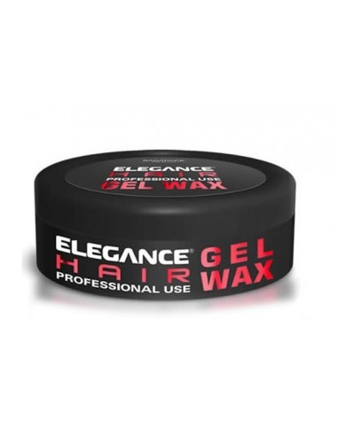 ELEGANCE HAIR GEL WAX PINK  140ML