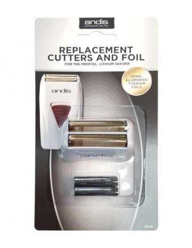 ANDIS PROFOIL REPLACEMENT CUTTERS & FOIL