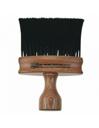 PRO-TIP COLONIAL NECK BRUSH - DARKWOOD