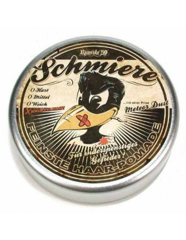SCHMIERE KNUEPPELHART GERMAN HEAVY WEIGHT POMADE 140ML