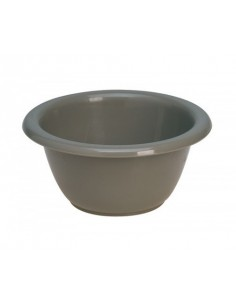 SIBEL PLASTIC SHAVING BOWL GREY