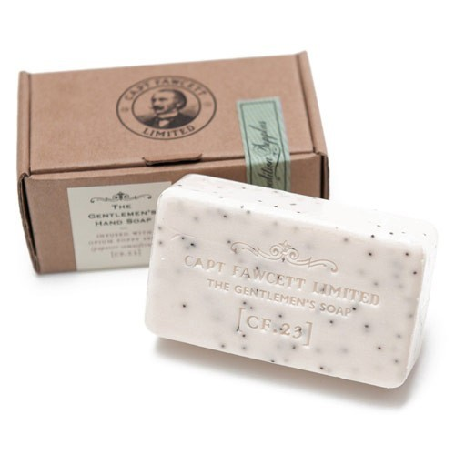 CAPTAIN FAWCETT THE GENTLEMAN'S SOAP 165GR