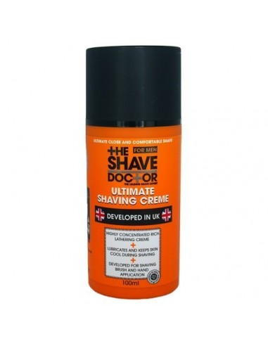 SHAVE DOCTOR SHAVE CRÈME 100ML