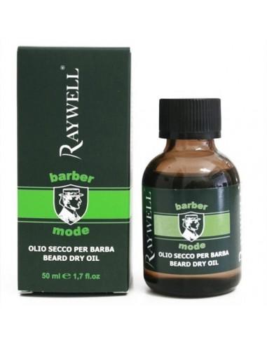 RAYWELL OLIO SECCO PER BARBA 50ML
