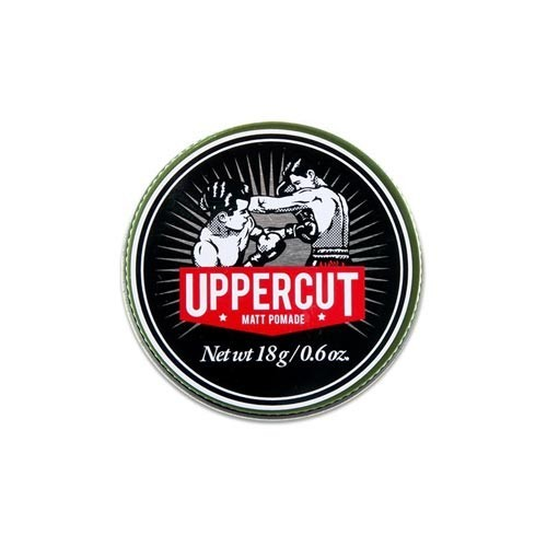 UPPERCUT DELUXE MATT POMADE MINI TIN 18GR
