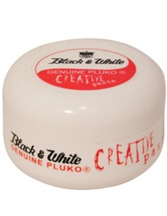 BLACK & WHITE CREATIVE PASTE 100G