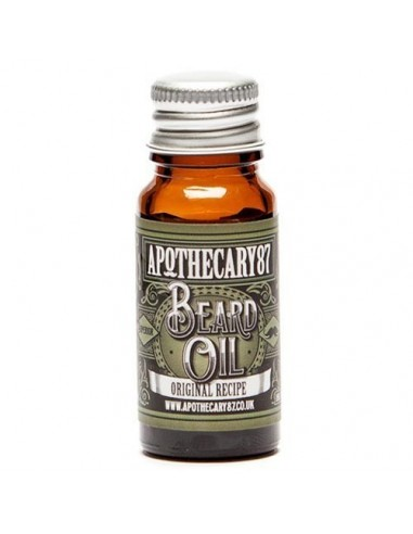 APOTHECARY87 OROGINAL RECIPE BEARD OIL 10ML