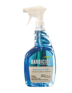 BARBICIDE DISINFECTANT SURFACE SPRAY 946ml