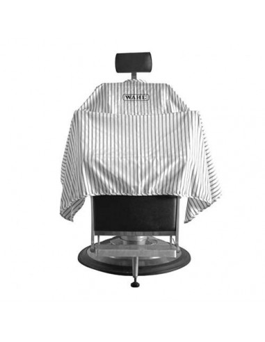 WAHL PROFESSIONAL WHITE BARBER CAPE
