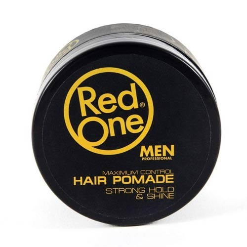 RED ONE HAIR POMADE STRONG HOLD & SHINE 100ML