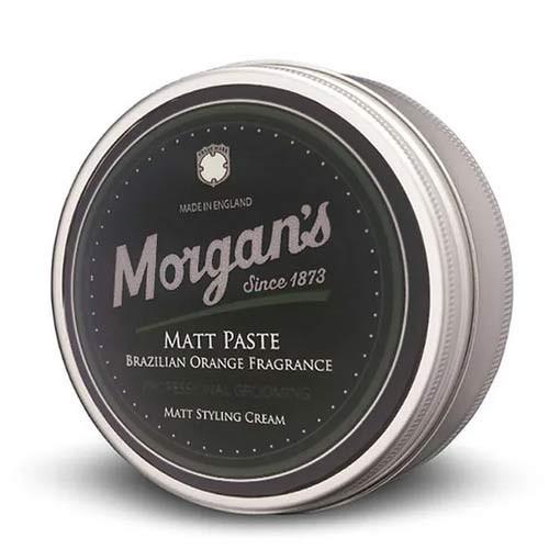 MORGAN'S MATT PASTE BRAZILIAN ORANGE FRAGRANCE  75ML TIN