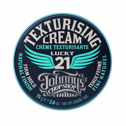 JOHNNY'S CHOP SHOP LUCKY 21 TEXTURISING CREAM  75GR
