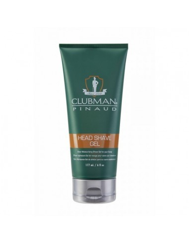 CLUBMAN PINAUD HEAD SHAVE GEL 177ML