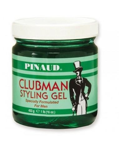 CLUBMAN PINAUD STYLING GEL JAR 453GR