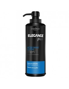 ELEGANCE PLUS AFTER SHAVE LOTION WITH ALOE VERA 500ML (BLUE)