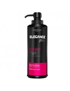 ELEGANCE PLUS AFTER SHAVE LOTION WITH MIXED HERBS 500ML (PINK)