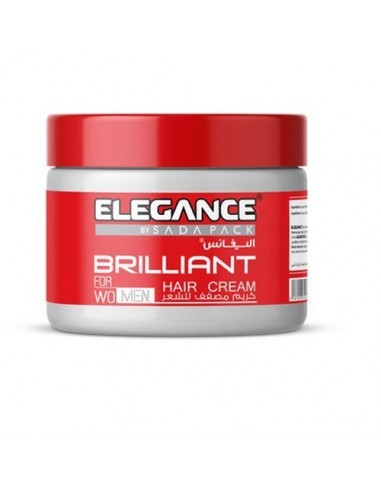 ELEGANCE BRILLIANT HAIR CREAM 250GR