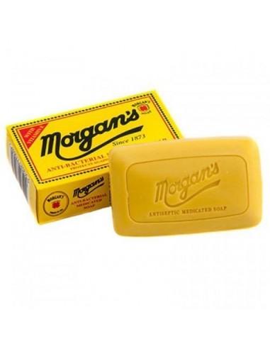 MORGAN'S ANTIBACTERIAL MEDICATED SOAP 80G