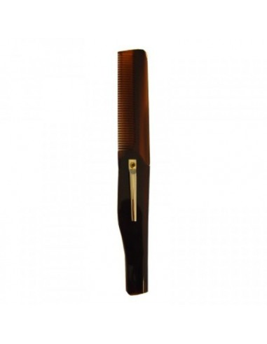 MORGAN'S FOLDING BEARD & MOUSTACHE COMB - LARGE