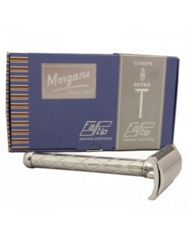 MORGAN'S GENTLE SHAVE DOUBLE EDGE RAZOR