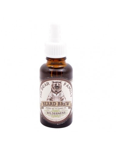 MR. BEAR FAMILY BEARD BREW WILDERNESS 30ML