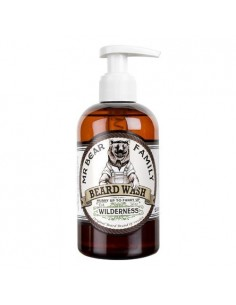 MR. BEAR FAMILY BEARD WASH WILDERNESS 250ML
