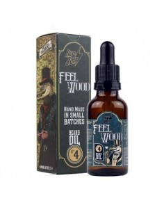 HEY JOE BEARD OIL NO4 FEEL WOOD 30ML