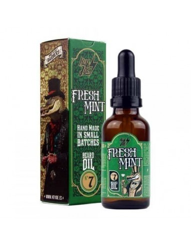 HEY JOE BEARD OIL NO7 FRESH MINT 30ML