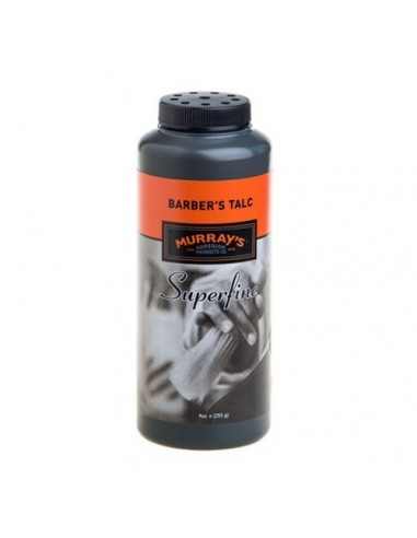 MURRAY'S SUPERFINE BARBER'S TALC 255GR
