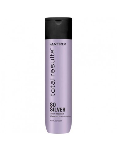 MATRIX SO SILVER COLOR OBSESSED 300ML
