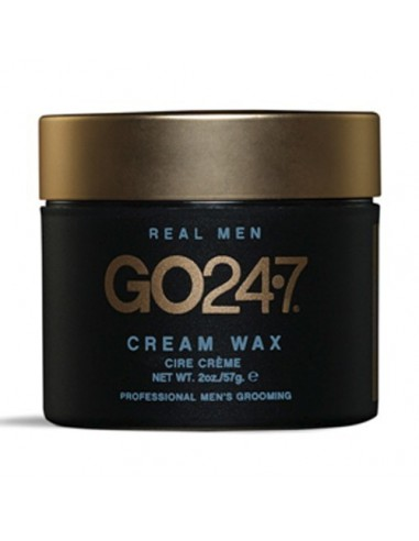 GO24.7 CREAM WAX 57GR
