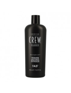 AMERICAN CREW PRECISION BLEND DEVELOPER 15 VOL 4.5% - 450ML