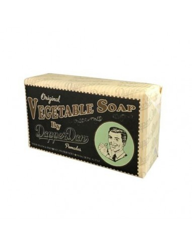 DAPPER DAN ORIGINAL VEGETABLE SOAP 190GR