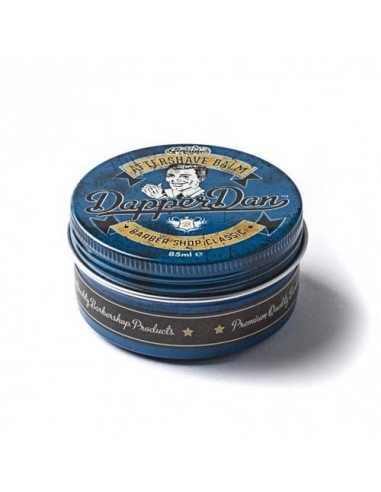 DAPPER DAN BARBERSHOP CLASSIC AFTER SHAVE BALM 85ML